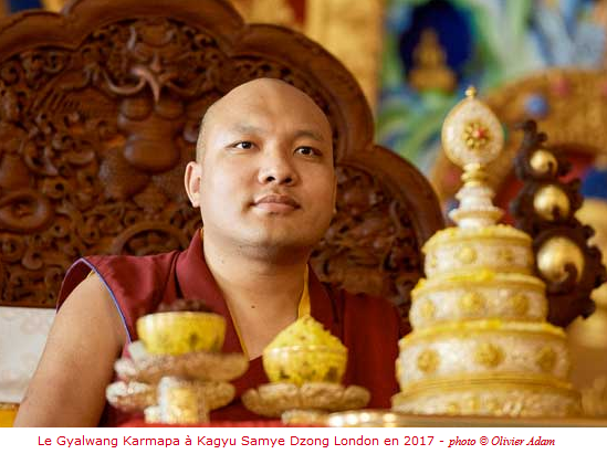 Karmapa17 London